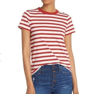 Madewell Northside Striped Vintage T-Shirt